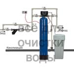 Готовые комплекты умягчения воды   Всё для очистки воды от А до Я
