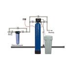 Типовая схему удаления железа из скважинной воды