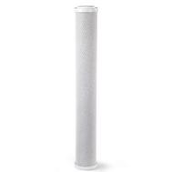 Прессованный уголь бактерицидный 1, 5, 10, 20, 50 мкр Посейдон | Всё для очистки воды