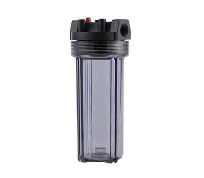 Корпус фильтра, прозрачный — AQF-10-С | Всё для очистки воды