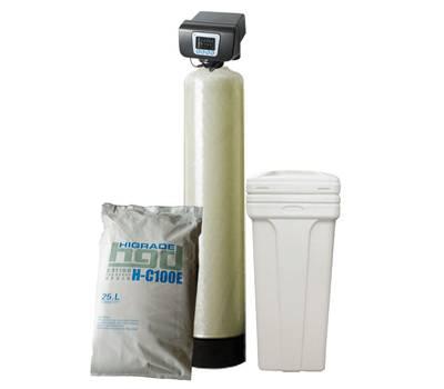 Комплект умягчения воды для коттеджа