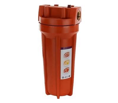 """10"""" SL корпус для горячей воды, вход/выход 1/2"""", тип 891, сброс давления, Райфил, фото 1"""