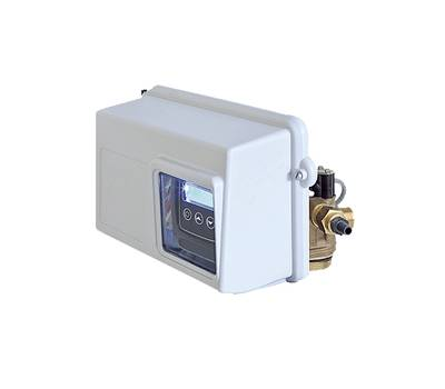 Умягчение по расходу, 5,9 куб/час, автоматический, Fleck- 2750/1700ECO-20-HW1