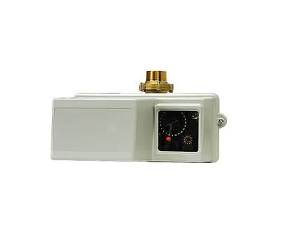 Умягчение по расходу, Fleck-3150/1800-ECO375/NBP/SM