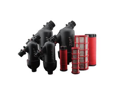 """Дисковый фильтр-комплект для механической очистки воды ZM, тип PU513, вход/выход - 1 1/2"""", фото 1"""