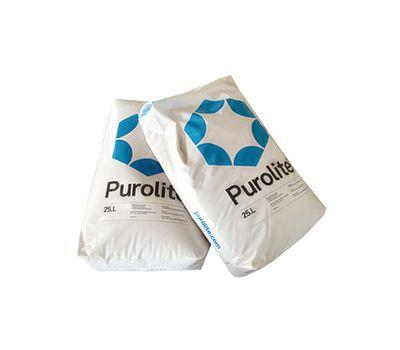 Смола для умягчения и удаления железа Purolite С150 (Пьюролайт) мешок 25 л, фото 1