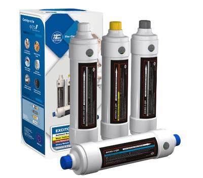 Комплект картриджей для системы ультрафильтрации Excito-CRT, фото 1