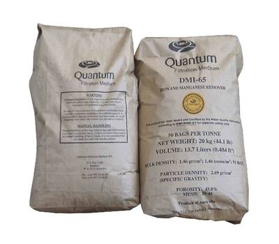 Удаление железа Quantum DMI-65 | Всё для очистки воды